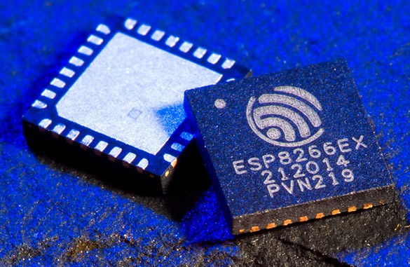 ESP8266 stand-alone chip